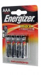 Батарейка Energizer MAX+Power Seal LR03 BL8