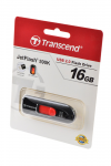 USB Flash Transcend TS16GJF590K USB 16GB JetFlash 590K черный BL1