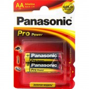 Батарейка Panasonic Pro Power LR6PPG/2BP LR6 BL2