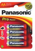 Батарейка Panasonic Pro Power LR6PPG/4BP LR6 BL4