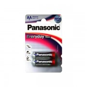 Батарейка Panasonic Everyday Power LR6EPS/2BP LR6 BL2