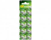 Батарейка GP Alkaline cell А76-2C10 AG13 BL10 LR44