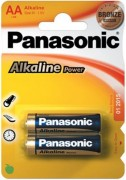 Батарейка Panasonic Alkaline Power LR6APB/2BP RU LR6 BL2