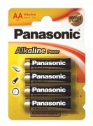 Батарейка Panasonic Alkaline Power LR6APB/4BP LR6 BL4