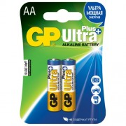 Батарейка GP Ultra Plus 15AUP-CR2 LR6 AA BL2