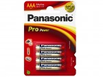 Батарейка Panasonic Pro Power LR03PPG/4BP LR03 BL4