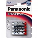 Батарейка Panasonic Everyday Power LR03EPS/4BP RU LR03 BL4