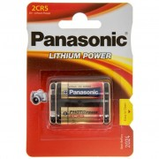 Батарейка Panasonic Lithium Power 2CR-5L/1BP 2CR5 BL1
