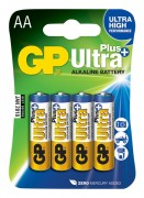 Батарейка GP Ultra Plus 15AUP-CR4 LR6 BL4