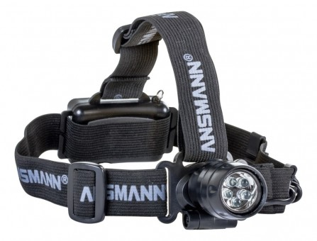 Фонарь ANSMANN HD5-LED-3AAA 5819083
