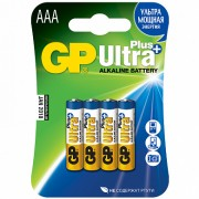 Батарейка GP Ultra Plus GP24AUPNEW-CR4 LR03 BL4