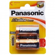 Батарейка Panasonic Alkaline Power LR14APB/2BP LR14 BL2