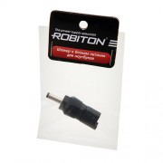 Штекер ROBITON NB-UH 3,5 x 1,35/10мм BL1