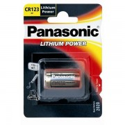 Батарейка Panasonic Lithium Power CR-123AL/1BP 123A BL1