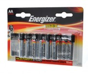 Батарейка Energizer MAX+Power Seal LR6 BL16