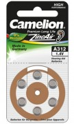 Батарейка Camelion Zinc-Air A312-BP6(0% Hg) BL6