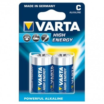 Батарейка VARTA HIGH ENERGY 4914 BL2
