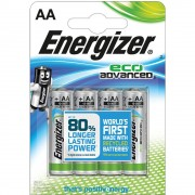 Батарейка Energizer ECO Advanced LR6 BL4
