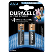 Батарейка DURACELL ULTRA POWER LR6 BL2