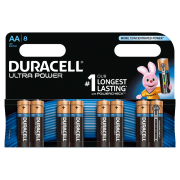 Батарейка DURACELL ULTRA POWER LR6 BL8