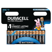 Батарейка DURACELL ULTRA POWER LR03 BL12