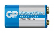 Батарейка GP PowerPlus HEAVY DUTY GP1604C-S1 SR1. в упак 10 шт