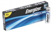 Батарейка Energizer FR6 AA BOX-10 Ultimate Lithium