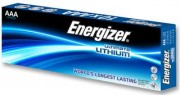 Батарейка Energizer FR03 AAA BOX-10 Ultimate Lithium
