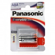 Батарейка Panasonic Everyday Power LR03EPS/2BP LR03 BL2
